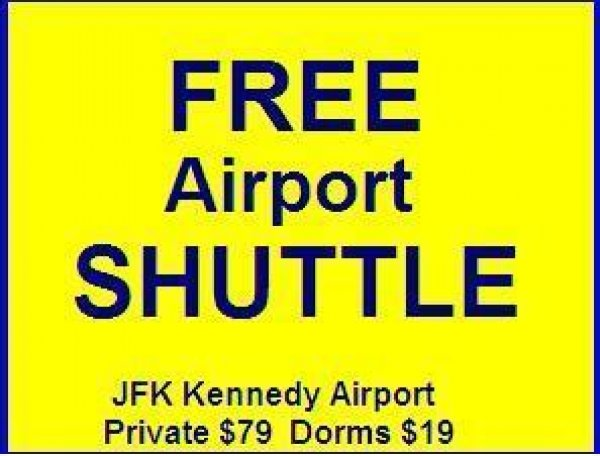 Hostal AAE s New York JFK Airport