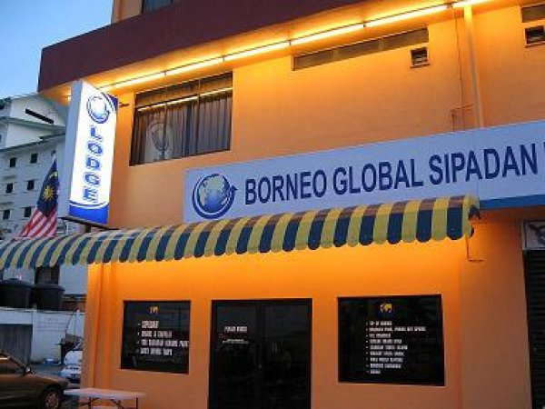Borneo Global Sipadan Backpackers