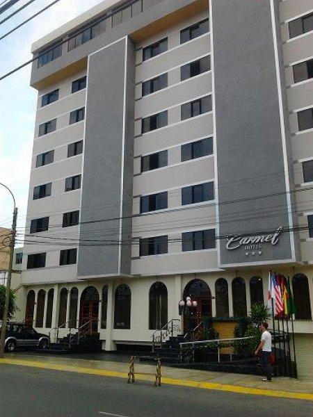 El Carmel Hotel