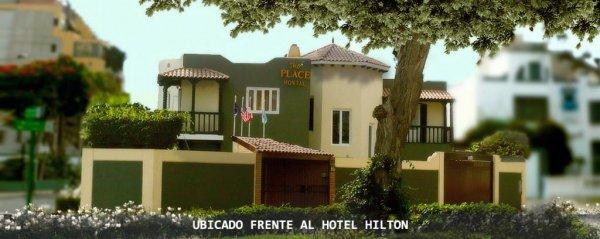 The Place Hostal