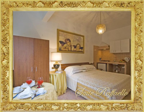 Babri Simin Taj B&B De Luxe in Roma