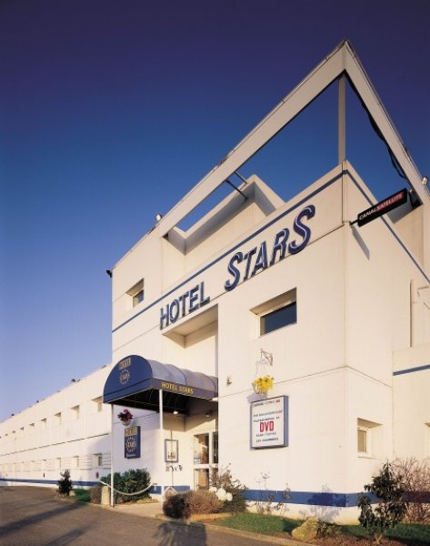 Hotel Stars Paris Chilly-Mazarin