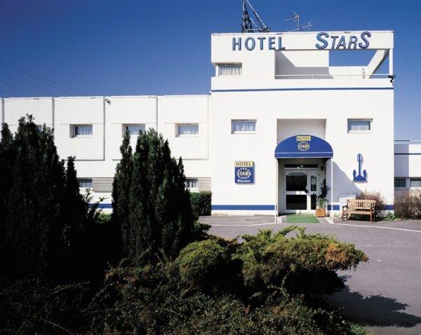 Hotel Stars Reims