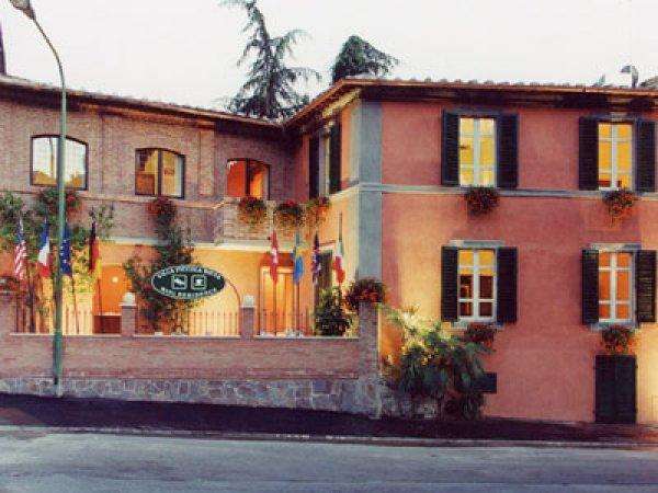 Villa Piccola Siena