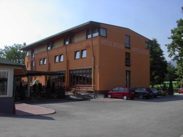 Hotel Bosna - Sarajevo