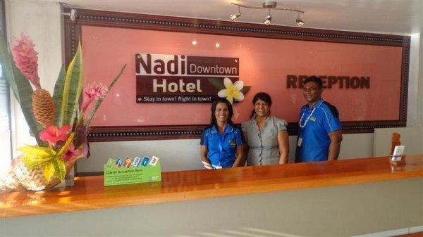 Nadi Downtown Hotel & Backpackers