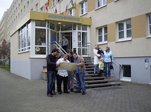 Youth Hostel DRESDEN   'Jugendgästehaus'