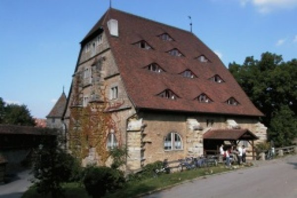 Jugendherberge Youth Hostel Rothenburg Ob Der Tauber