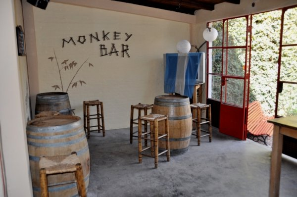 All In Mendoza Monkey Hostel