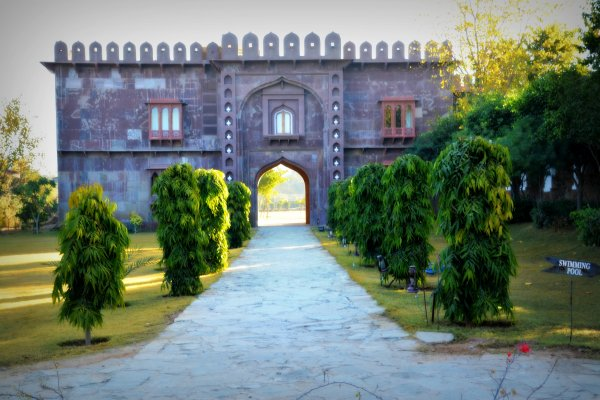 Pushkar Fort