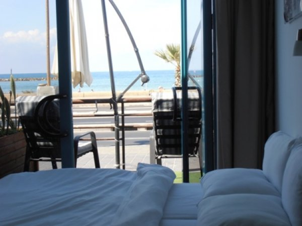 Hostal Tel Aviv Beachfront