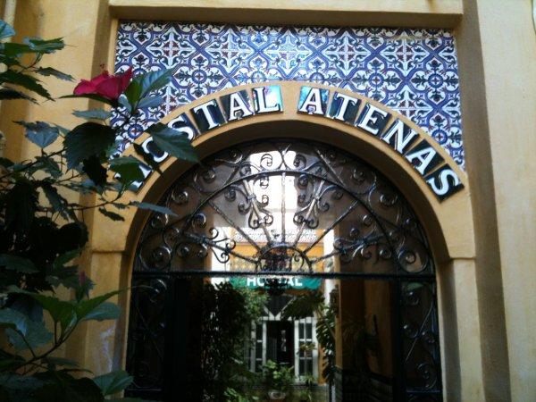 Hostal Atenas Sevilla
