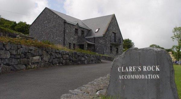 Hostal Clare's Rock