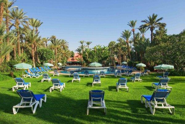 Hotel Semiramis Marrakech