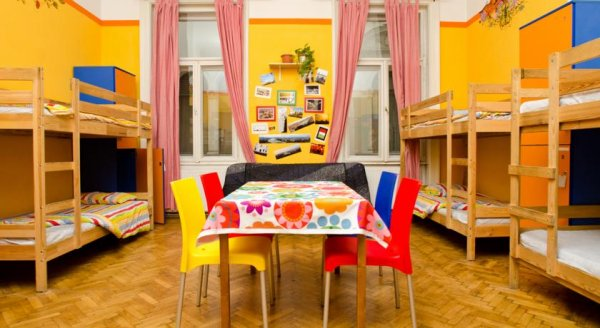 Colors Budapest Hostel and Apartment