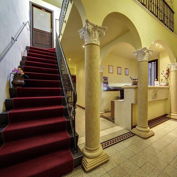 Hotel Portici Arezzo