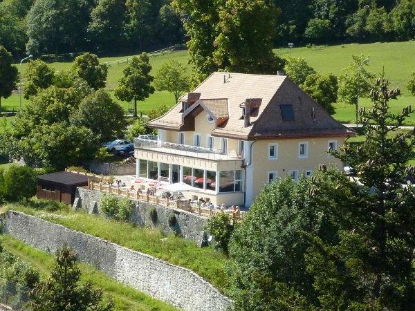 Petit Hôtel de Chaumont