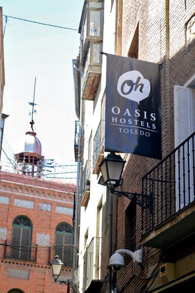 Auberge Oasis  Toledo