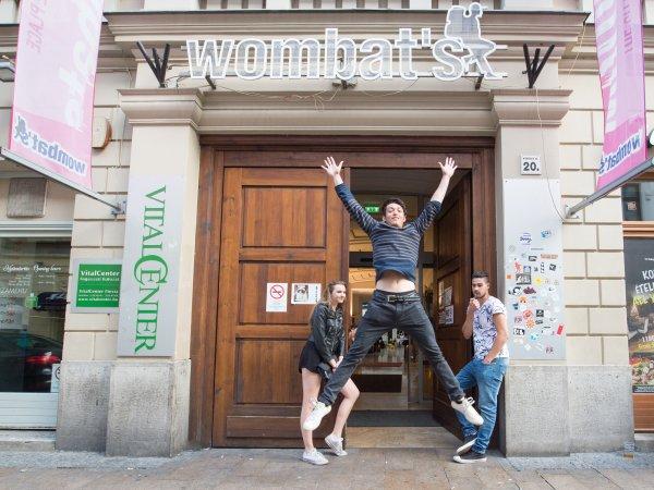 wombat's CITY Hostel – Budapest