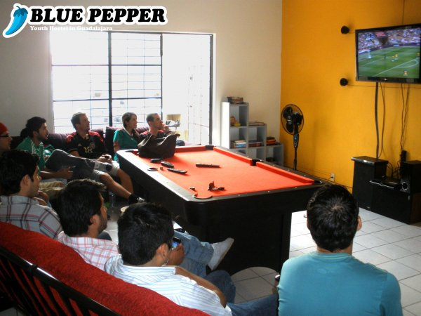 Auberge Blue Pepper  Chapultepec