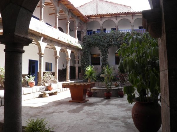 Milhouse Hostel Cusco