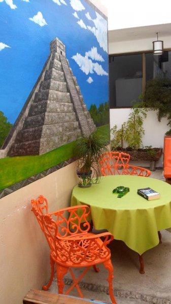 Hostal Mundo Maya