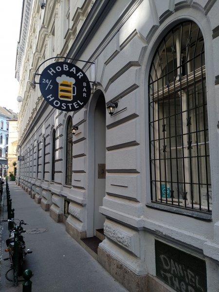 Hobar Hostel Budapest