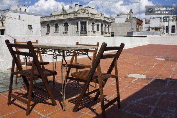 Auberge Montevideo Chic