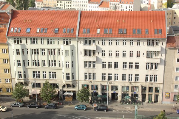 Auberge St Christopher's Berlin