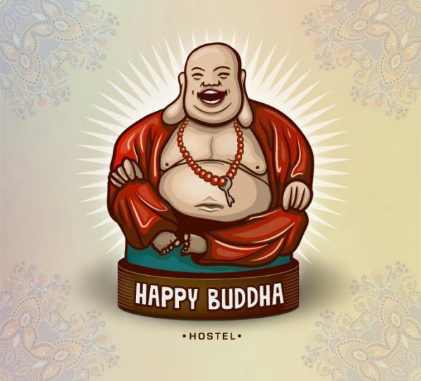Happy Buddha Hostel