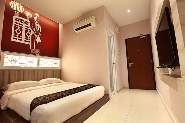 Sri Enstek Hotel near to KLIA and KLIA2