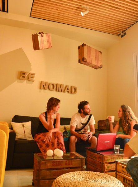 Hostal The Nomad