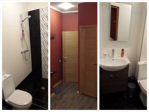Hostal Apartment Hotel  Riga