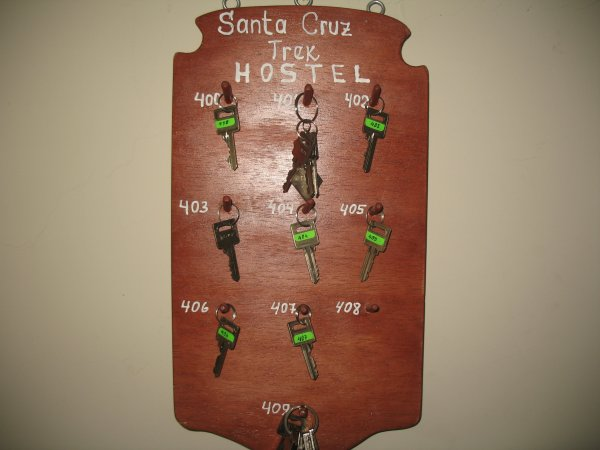Santa Cruz Trek Hostel