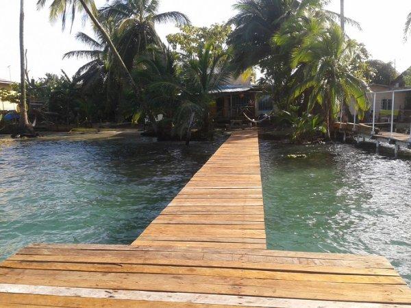 The Bocas Beach House
