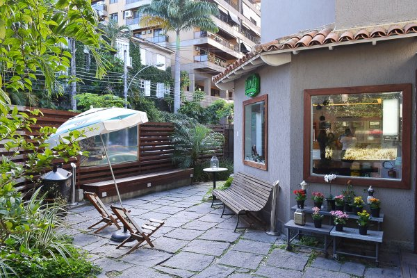 Auberge Botanic  Rio