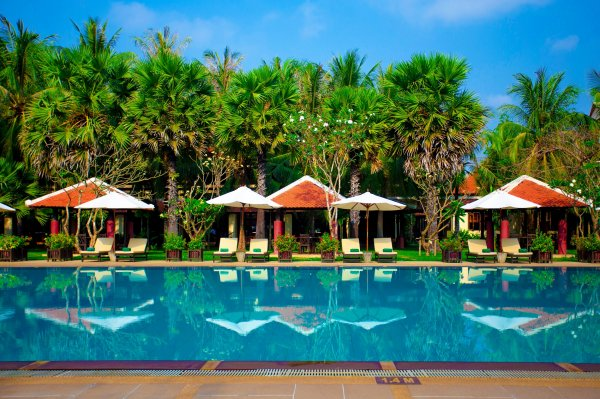 Royal Angkor Resort and Spa