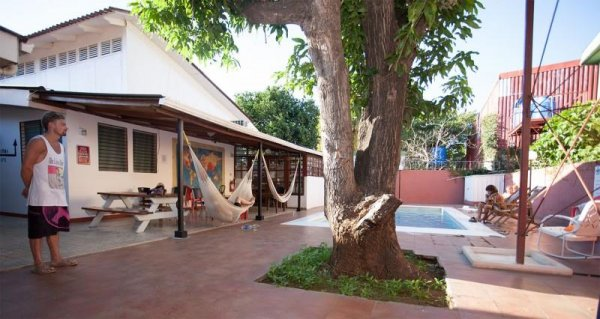 Managua Backpackers Inn