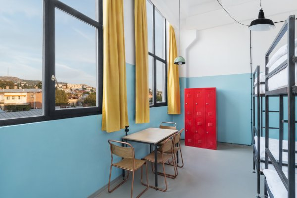 Fabrika Hostel and Suites