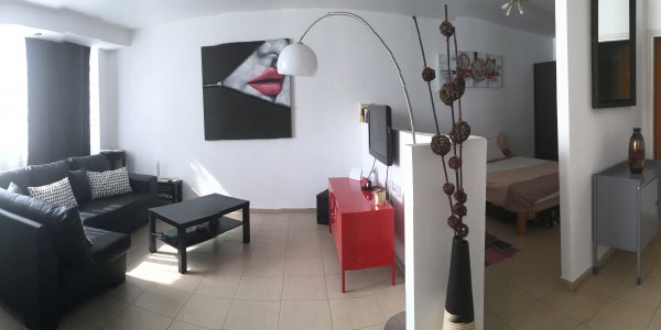 Beautiful Stylish LFT in Young Vibrant TLV Centre