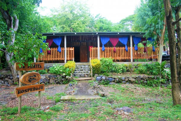 Nicaragua Ometepe Hostel La Penita