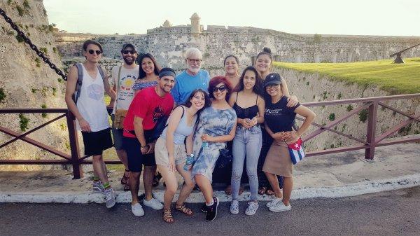 Familia Pouza de La Habana