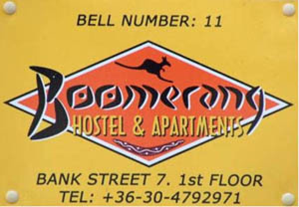 Hostal Boomerang  & Apartments