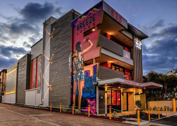 Breeze Lodge