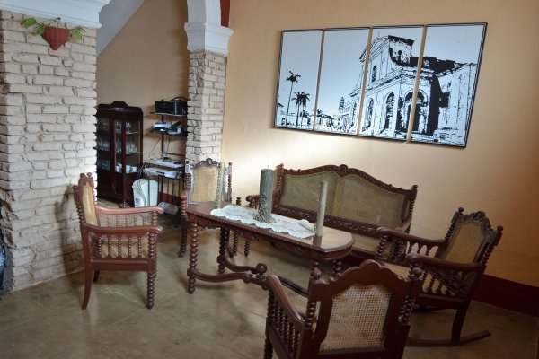 Hostal Tailor Made in Trinidad Cuba