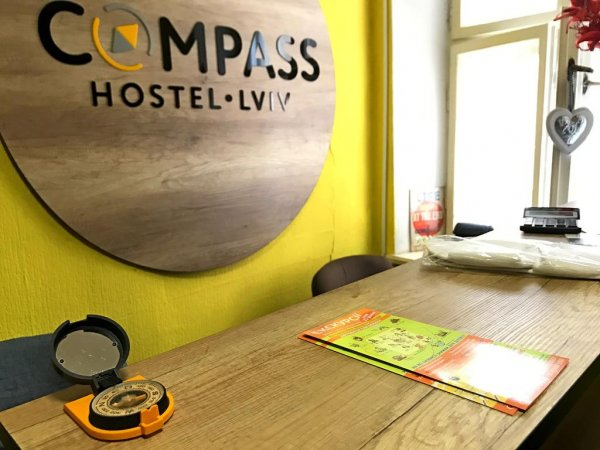 COMPASS Hostel Lviv