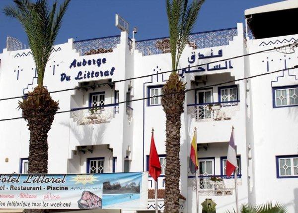 Hôtel Auberge Littoral