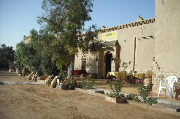 Les Pyramides Hostel