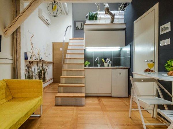 KRUC Studio Apartment