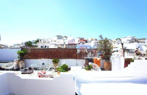 The Melting Pot Tangier Hostel